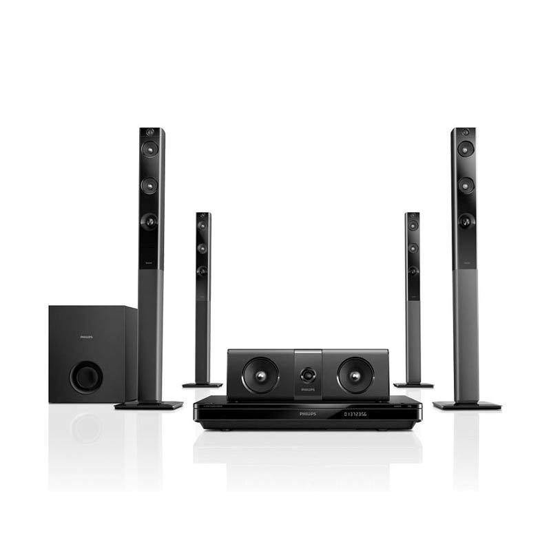 Philips 5.1 Home Theater - HTB5570D