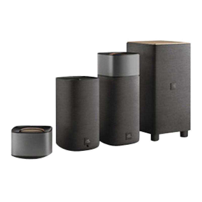 Philips Wireless Surround on Demand Speaker - CSS7235Y