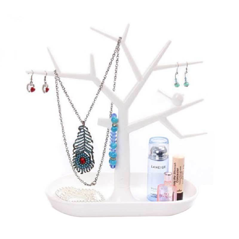 Pixel99 jewelery stand - white