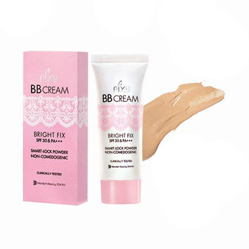 PIXY BB Cream  Bright Fix  - Ochre [30ml]