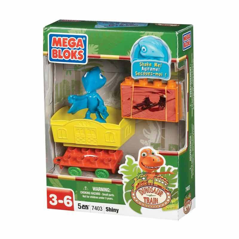 Mega Bloks Dinosaur Train Character Assorted