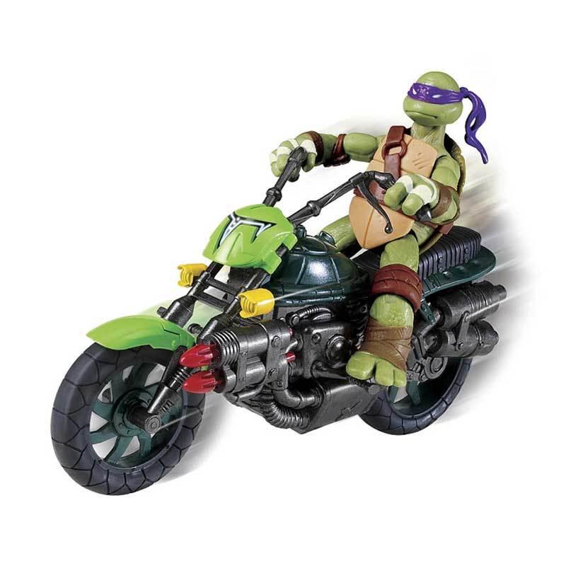 Playmates Teenage Mutant Ninja Turtles Basic Vehicle - Rippin' Rider