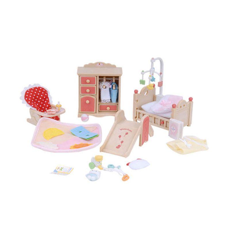 Sylvanian Families Baby Room Set Multicolor Mainan Anak