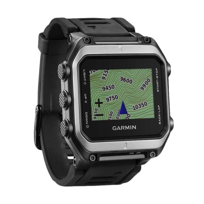 Garmin Epix Hitam GPS