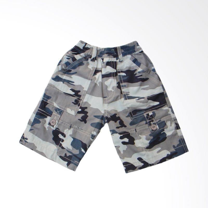 Pleu CB-Army Grey Celana Anak Laki-Laki