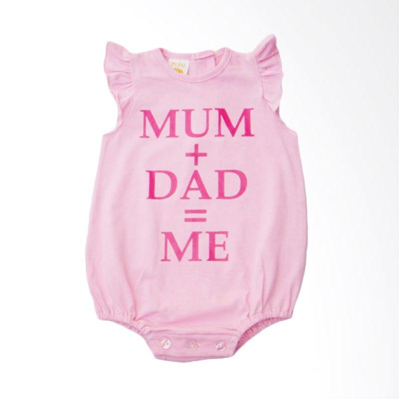 harga Pleu KGirl Mum Dad Pink Baju Jumpsuit Bayi Blibli.com