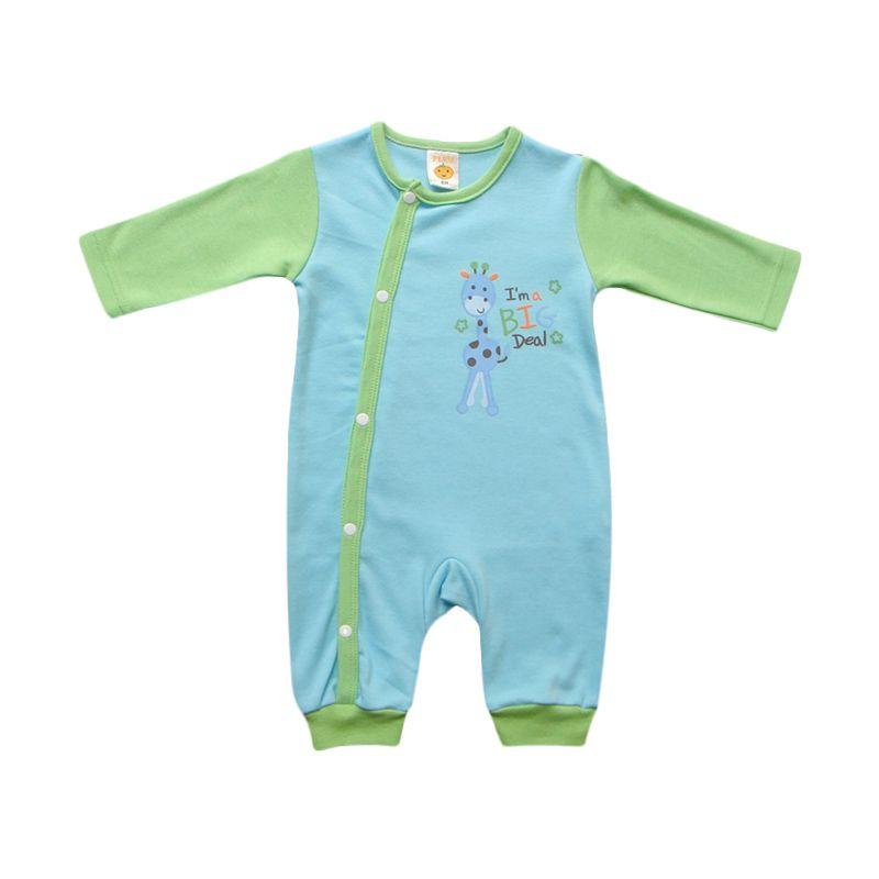 PLEU KJ-Big Deal Blue Jumpsuit Bayi