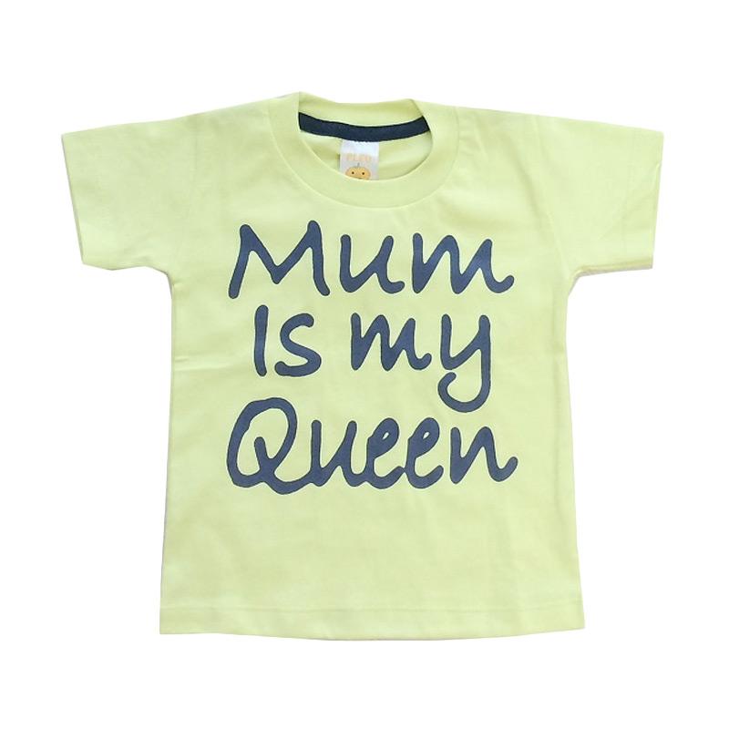 PLEU TS-Mum Queen Green Atasan Anak Laki-Laki