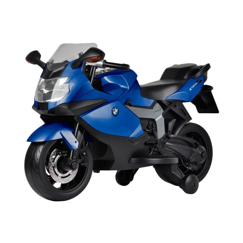 harga Pliko Motor Mainan Aki PK5100 BMW - Blue Blibli.com