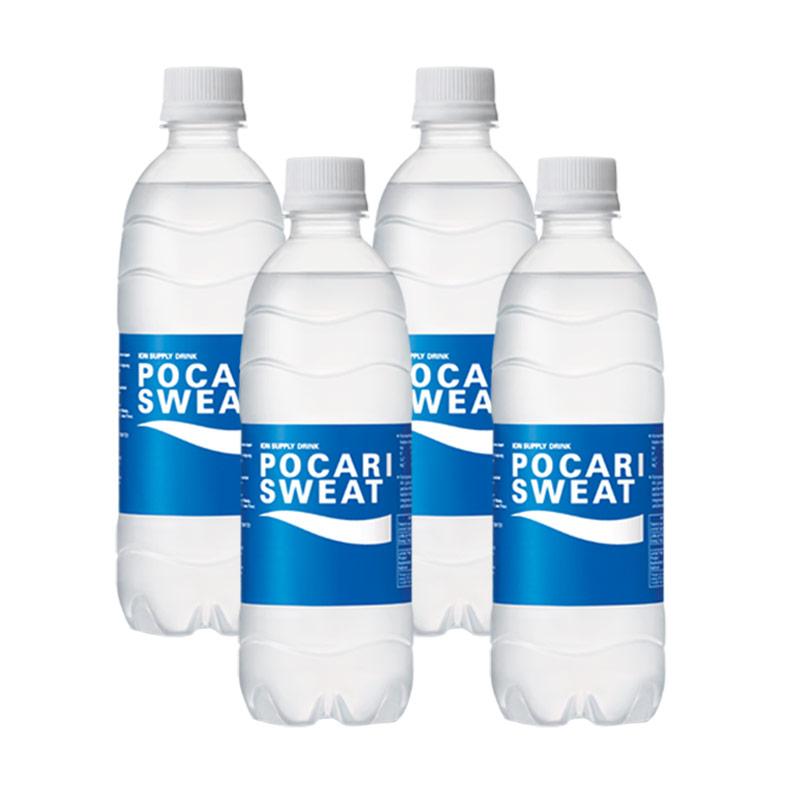 Pocari Sweat [500 ml x 4 pcs]