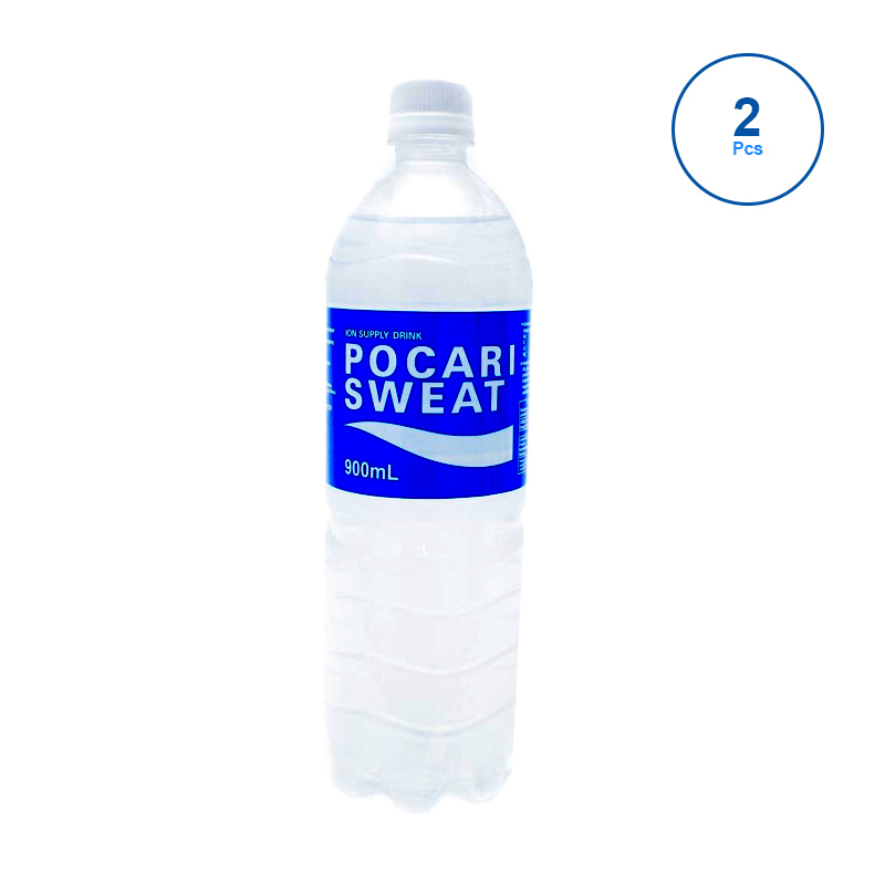 Pocari Sweat Minuman Instan [900 mL x 2 pcs]