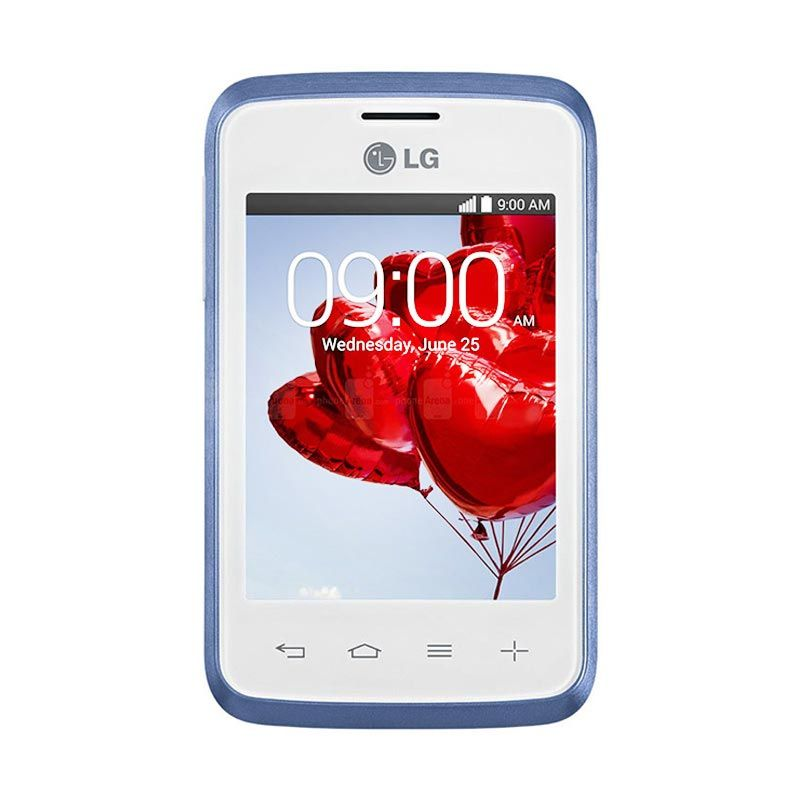 LG D120 L20 White Smartphone [4 GB]
