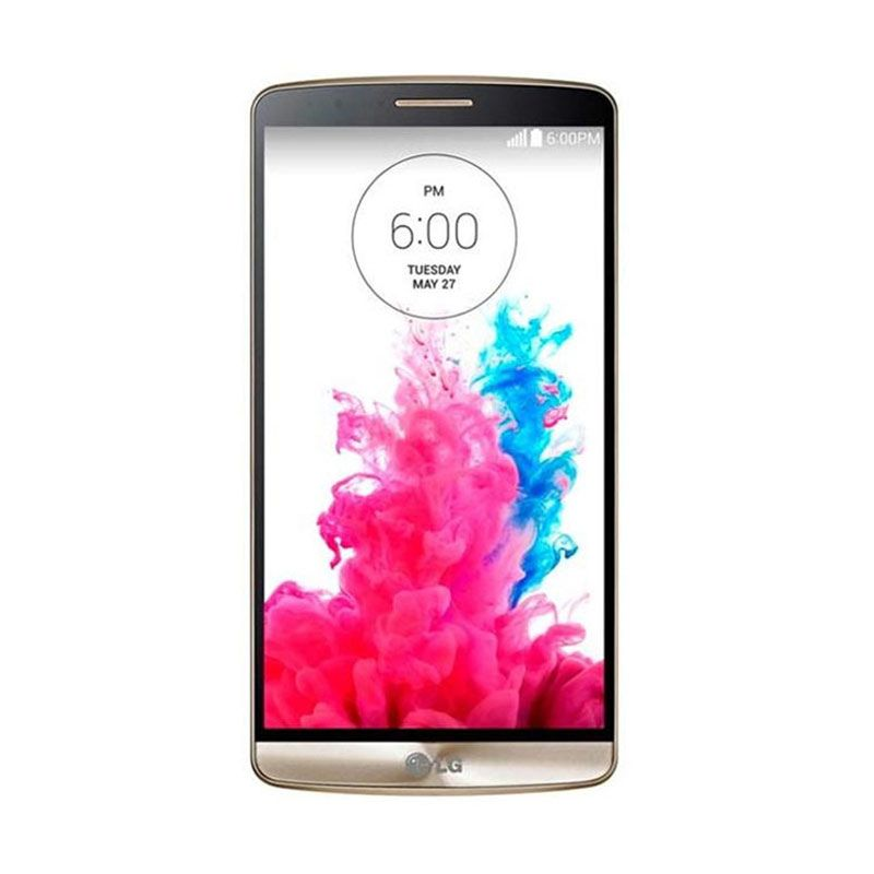 LG G3 Stylus D690 Black Gold Smartphone