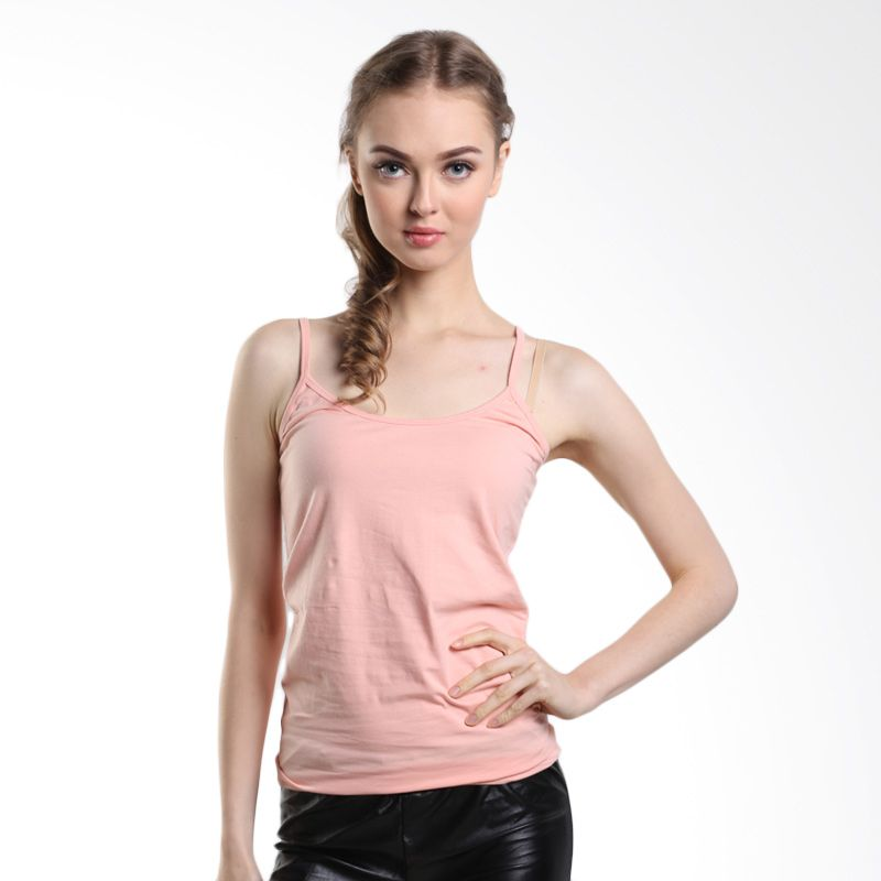 Point One Basic Knit 189440 Blossom Tank Top