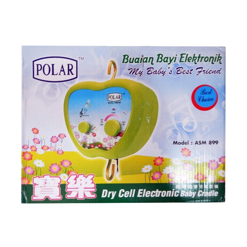 harga Polar Ayunan Music Per Desain Apel Hijau Blibli.com