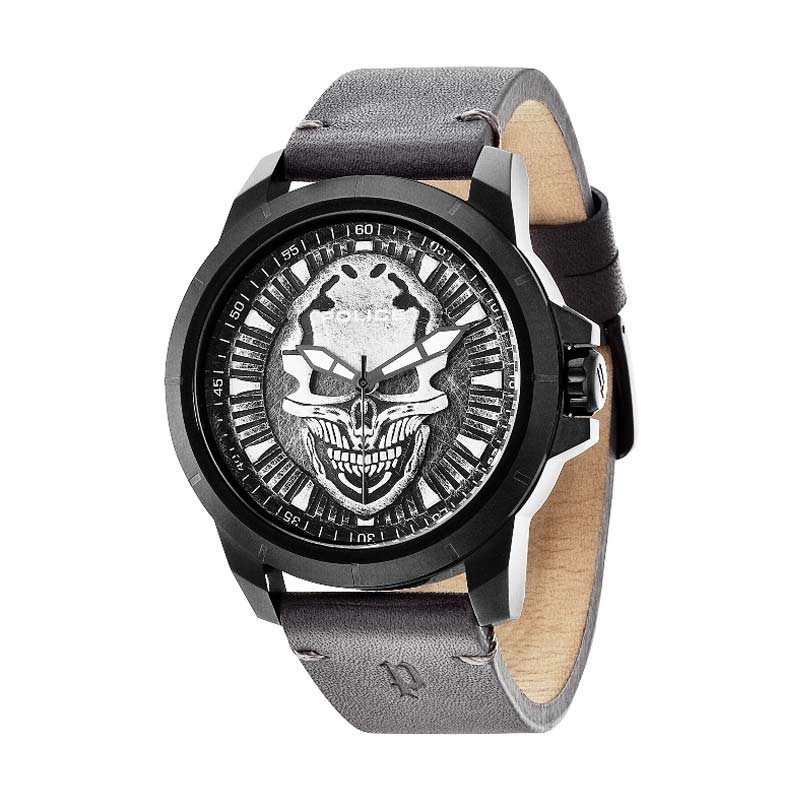 Police Reaper Leather Watches PL14385JSB/57
