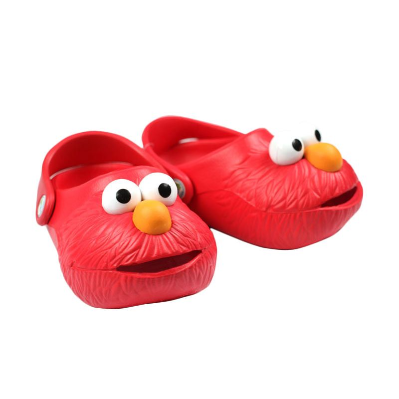 Polliwalks Elmo Red