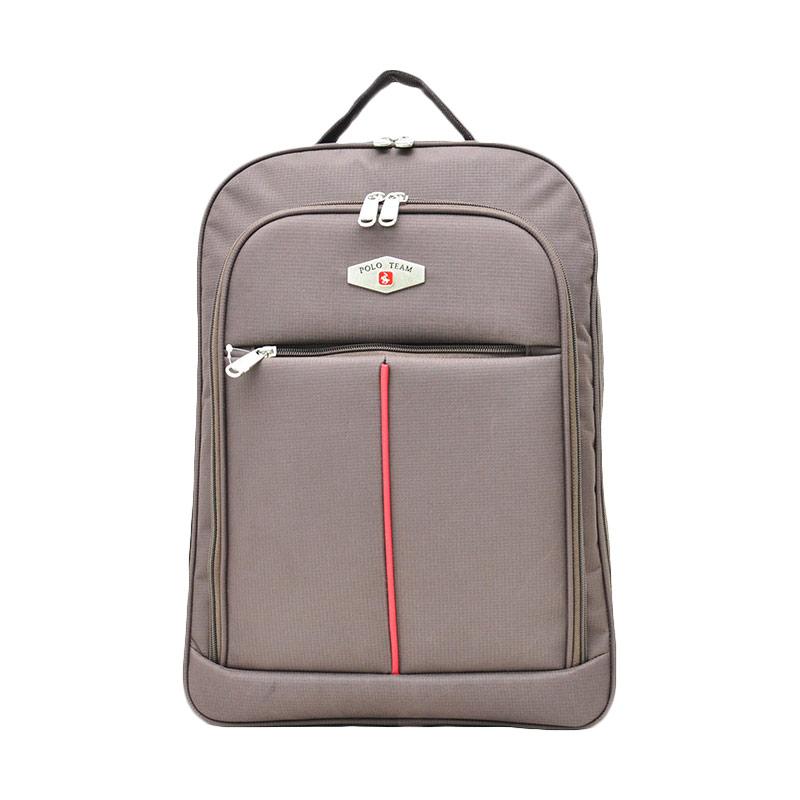 harga Polo Team Backpack 502 Tas Ransel - Brown Blibli.com