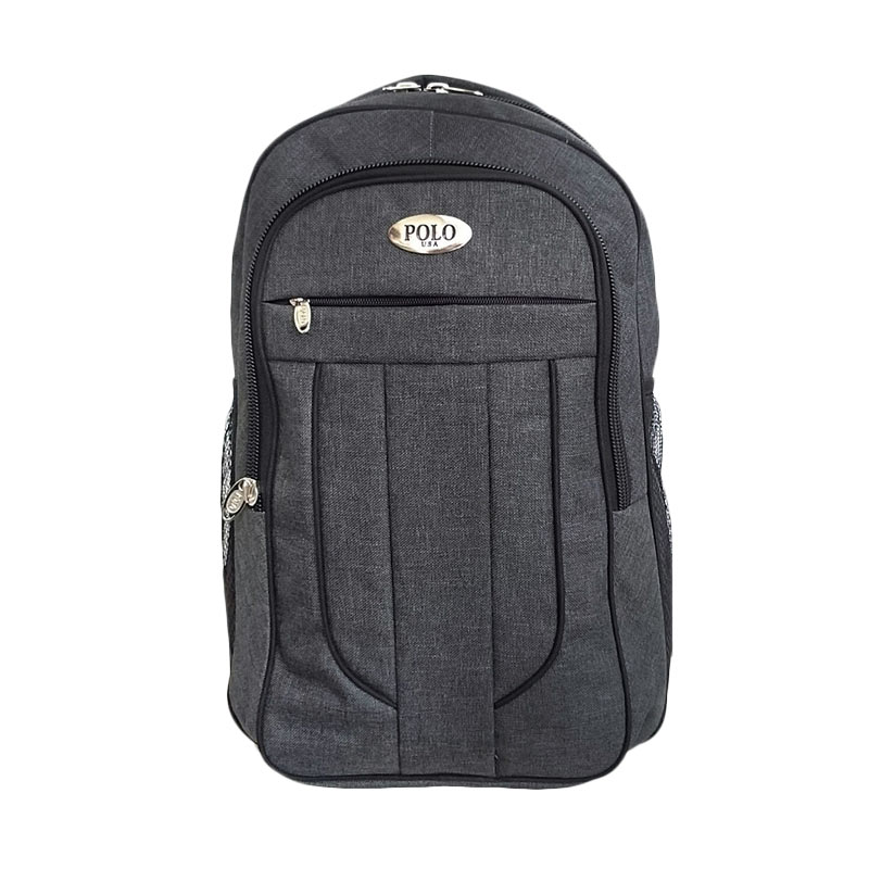 Polo USA Famagusta Tas Ransel Polo - Grey