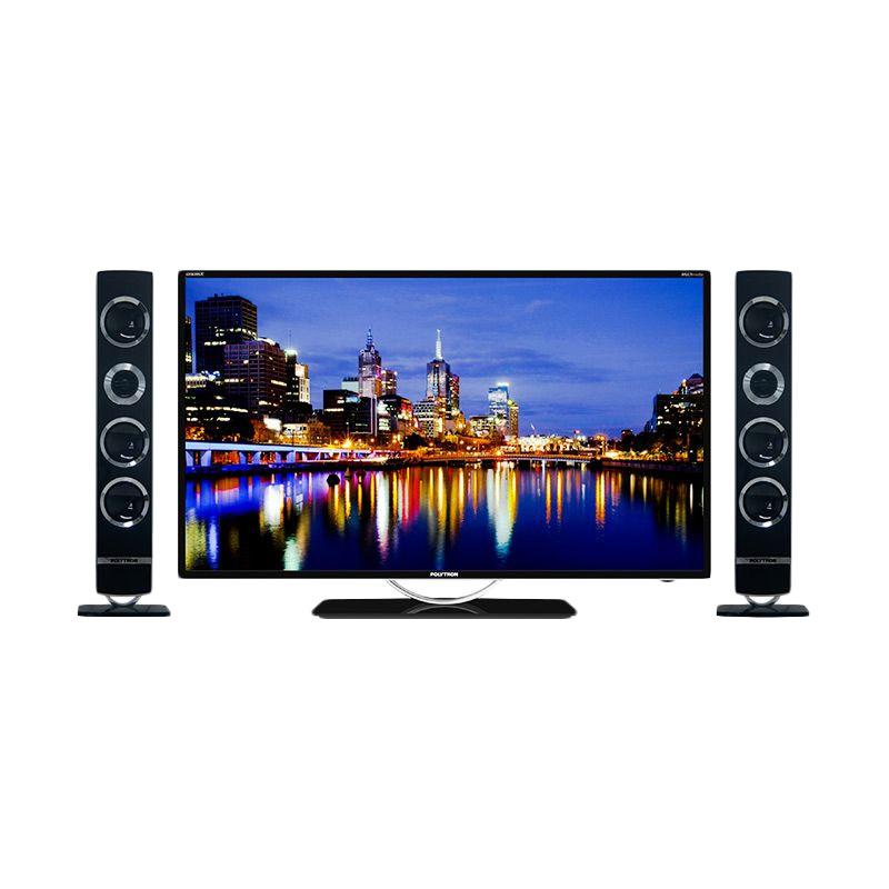 harga Polytron PLD 40T100 TV LED [40 Inch] Blibli.com
