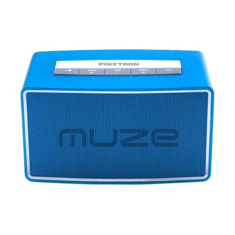 Polytron MUZE PSP-B1 Blue Wireless Speaker