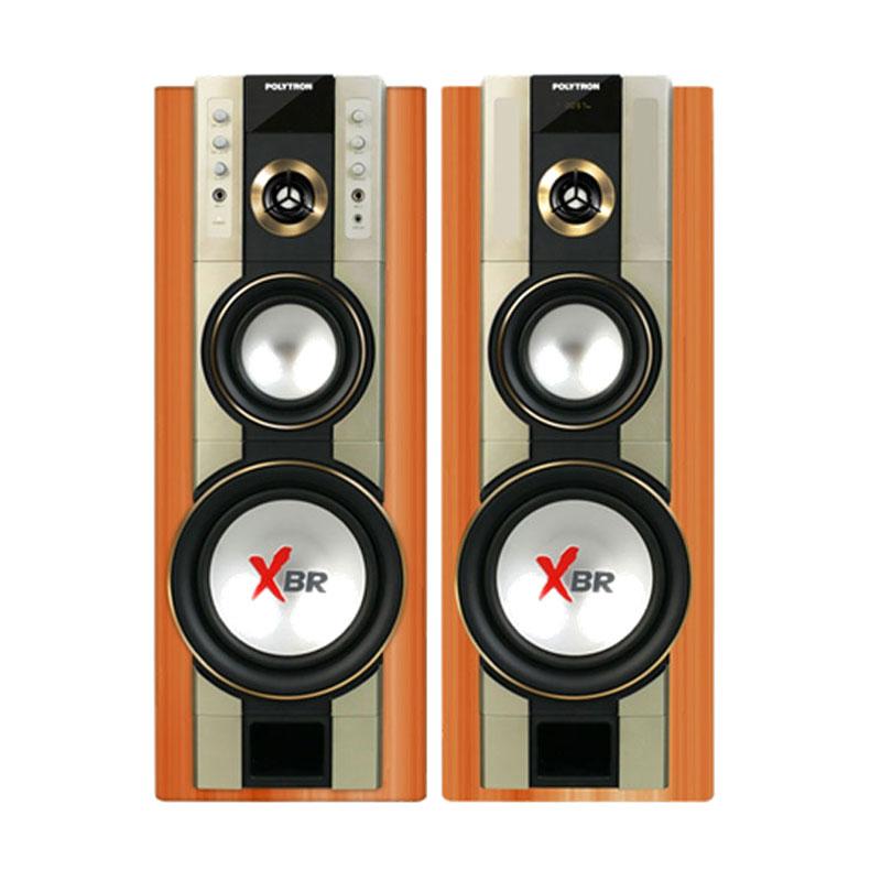 harga POLYTRON PAS77 Active Speaker Blibli.com