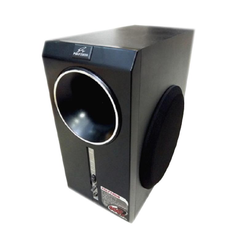 Polytron PSW 600 SubWoofer Speaker - Hitam