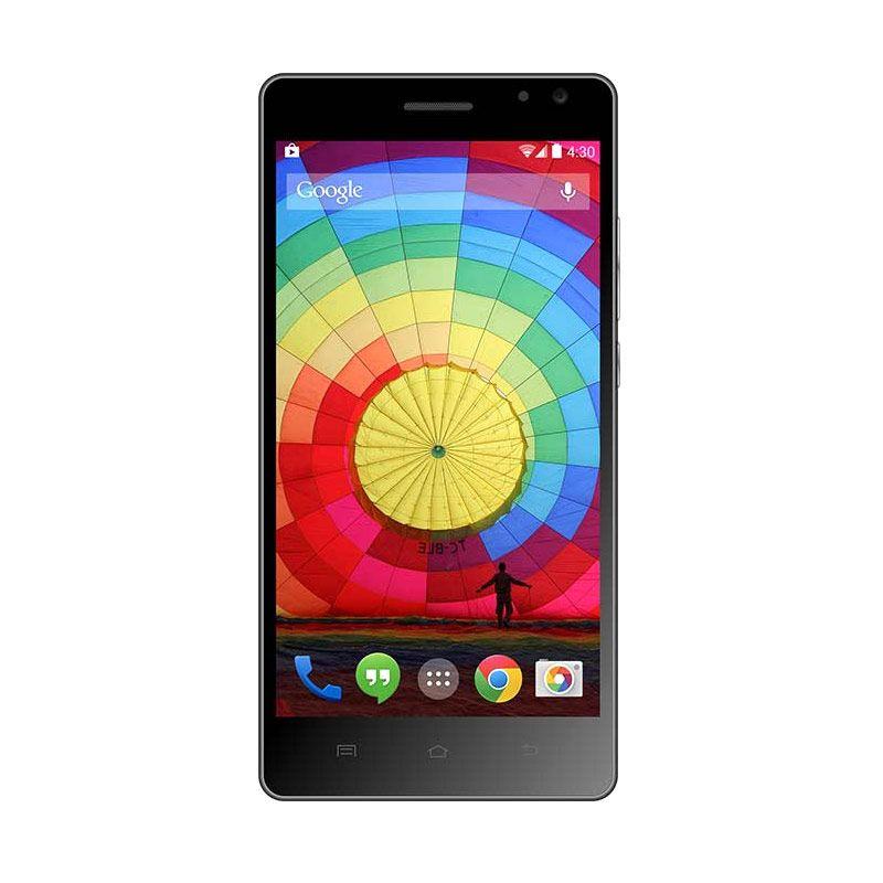 Polytron Rocket T4 R2506 Smartphone - Black