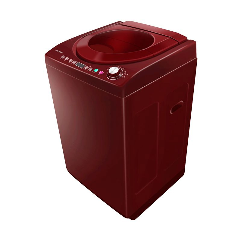 harga Polytron Zeromatic Ruby PAW 8512M Mesin Cuci - Red Blibli.com