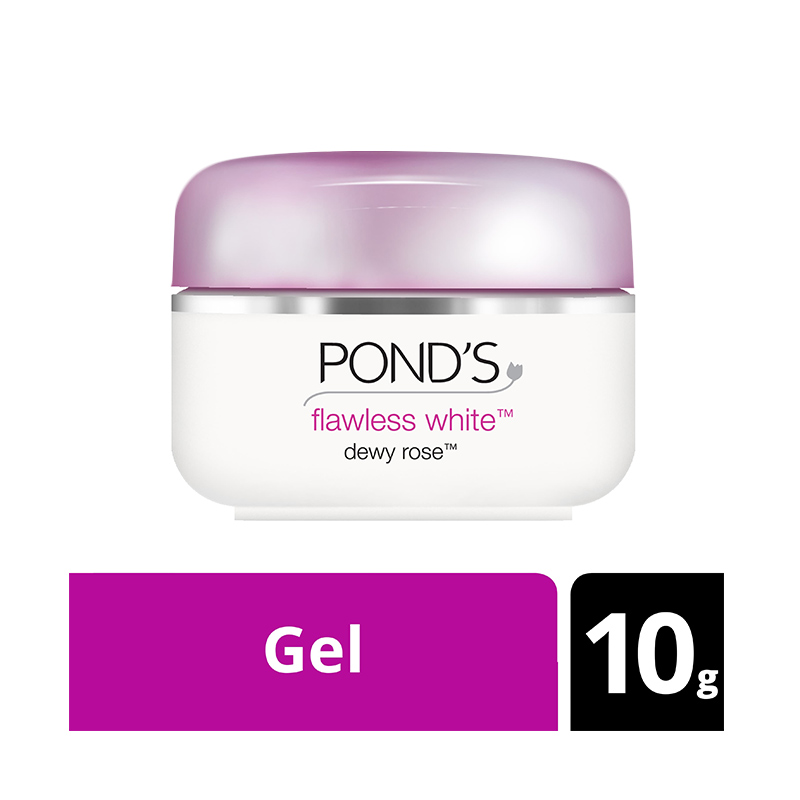 Pond's Flawless White Dewy Rose Gel 10g