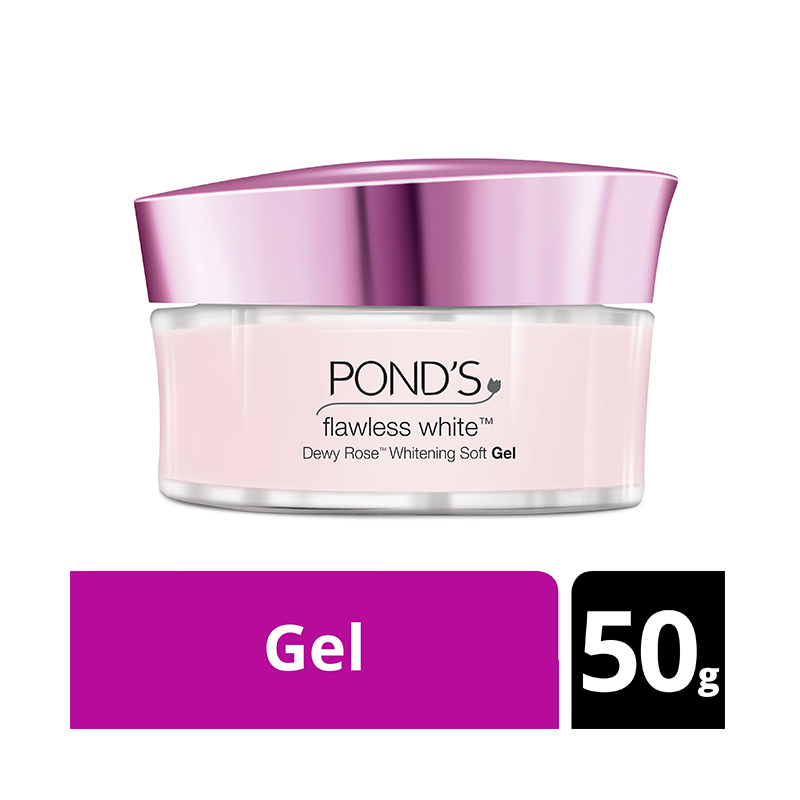 NYB - Pond's Flawless White Dewy Rose Gel 50g