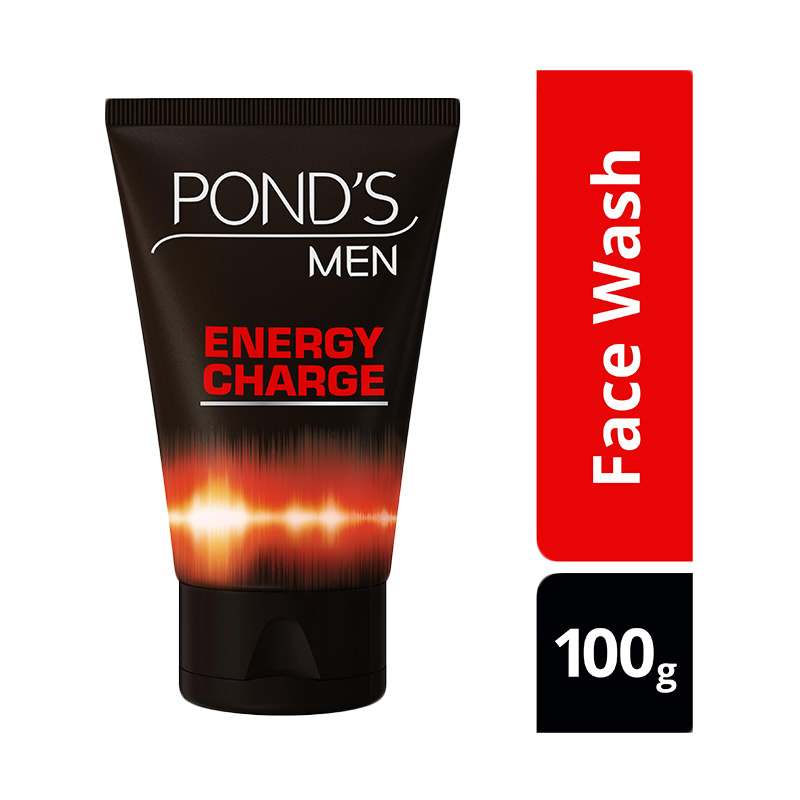 Pond's Men Energy Charge Face Wash 100g