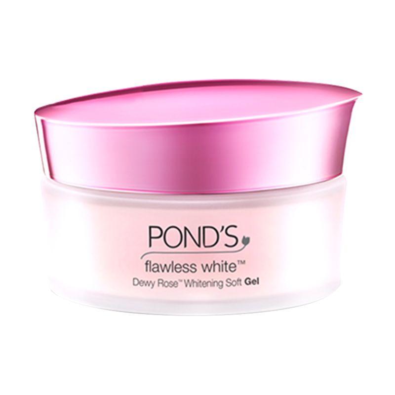 POND'S Flawless White Dewy Rose Whitening Soft Gel [50 gr/21138295]