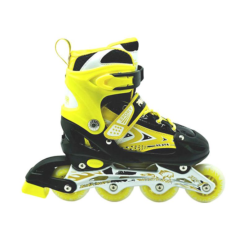 Sport Power Line Sepatu Roda Anak Merah S - Referensi Daftar Harga ... 87f8caaa53