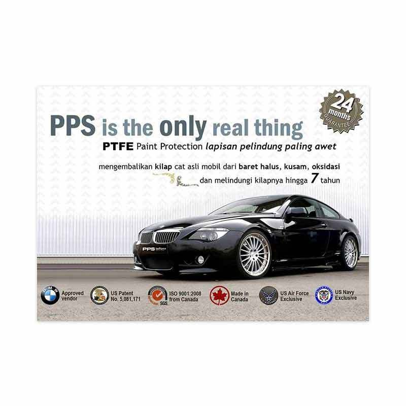 PPS Auto Shine Paint Protections - Kategori Luxury