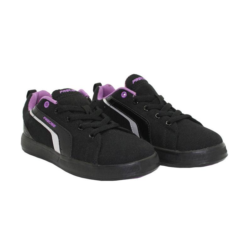 Precise Evalia - Hitam Sepatu Remaja Wanita