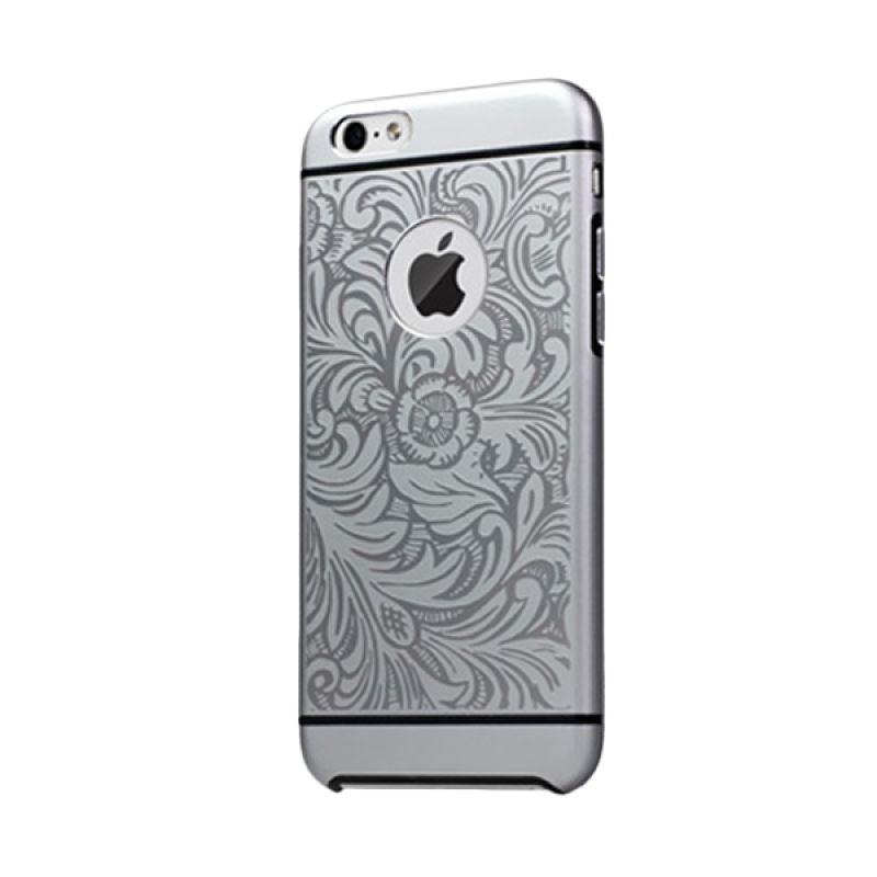 iBacks Premium Aluminium Cameo Series Venezia Space Grey Casing for iPhone 6