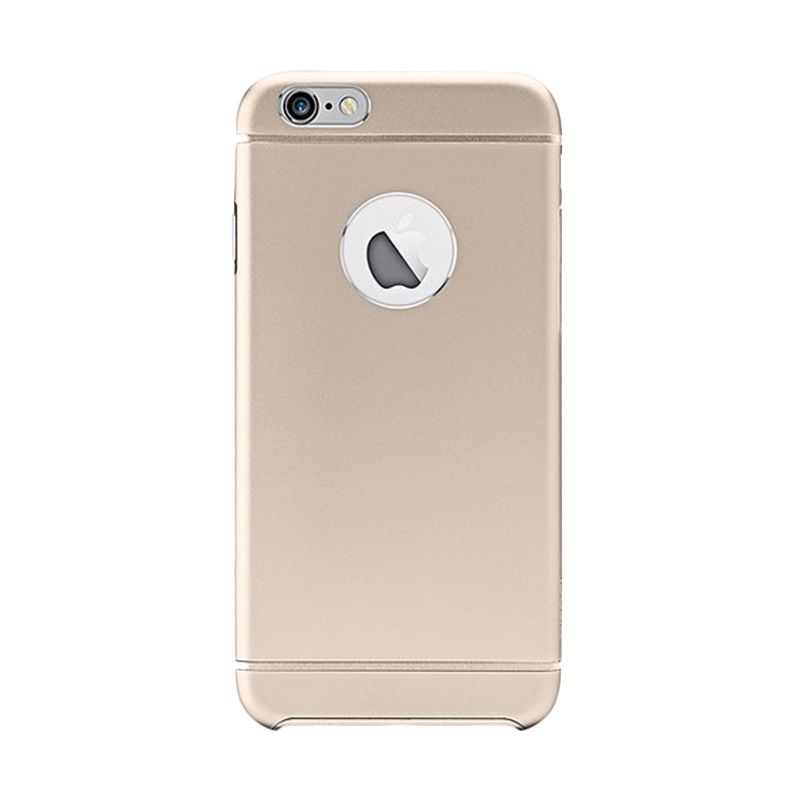 iBacks Premium Aluminium Essence Champagne Gold Casing for iPhone 6