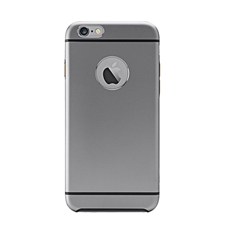 iBacks Premium Aluminium Essence Space Grey Casing for iPhone 6