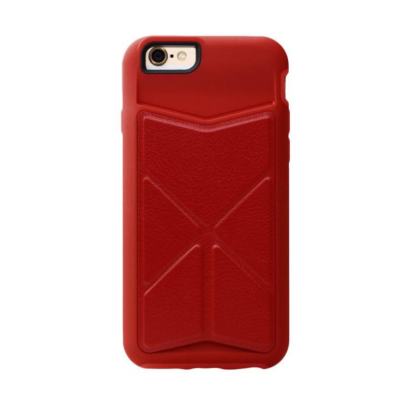 iBacks Premium PC Don Quixote Windmill Merah Casing for iPhone 6