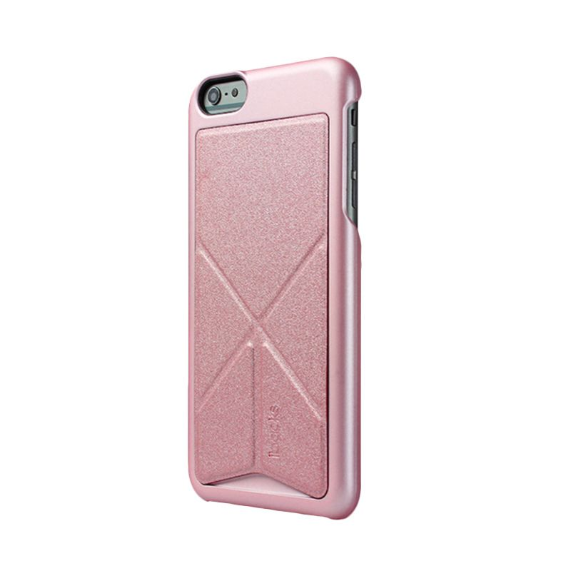 iBacks Premium PC Don Quixote Windmill Pink Casing for iPhone6 [Ultra-Slim Edition]