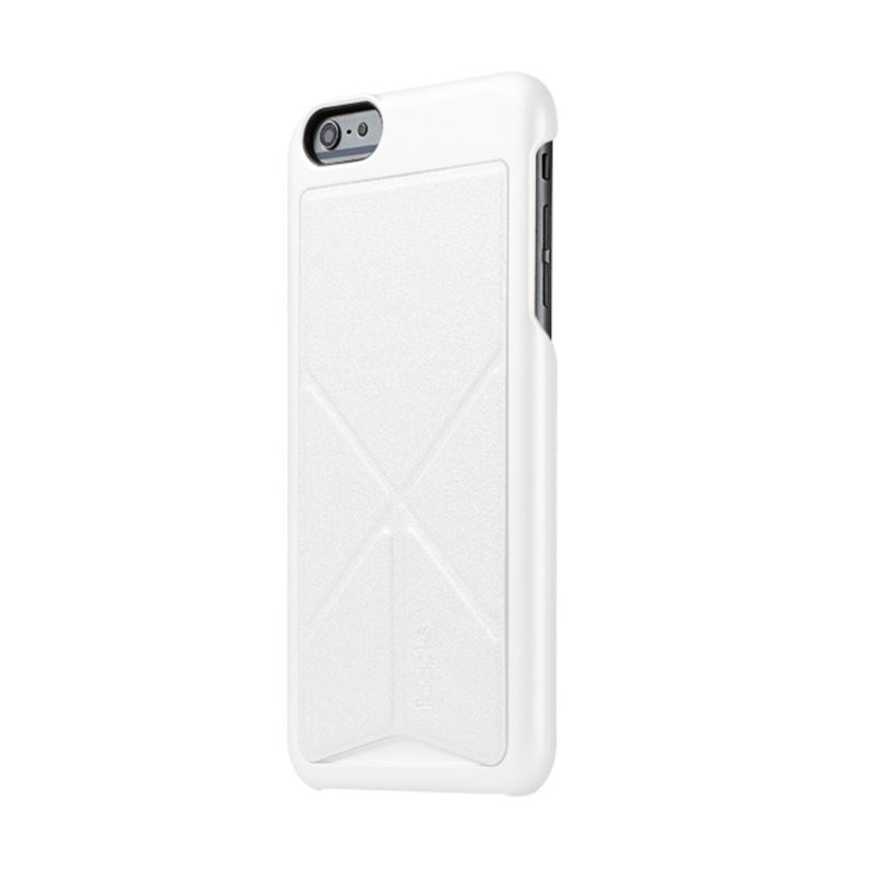 iBacks Premium PC Don Quixote Windmill Ultra-slim Edition White Casing for iPhone 6 Plus