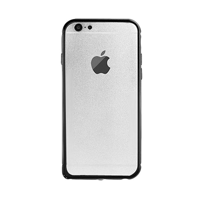 iBacks Venezia Black Casing for iPhone 6