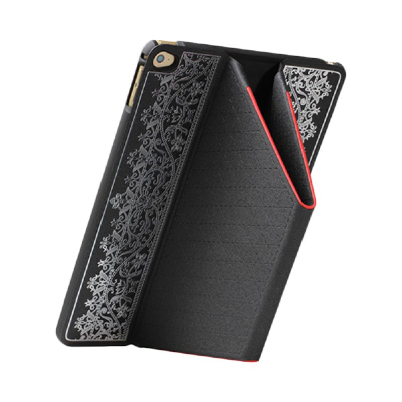 iBacks VV Structure Black Casing for iPad mini 3