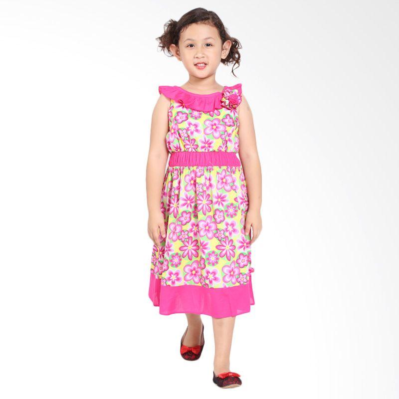 Pretty Girl CHANTIKA Pink Dress Anak