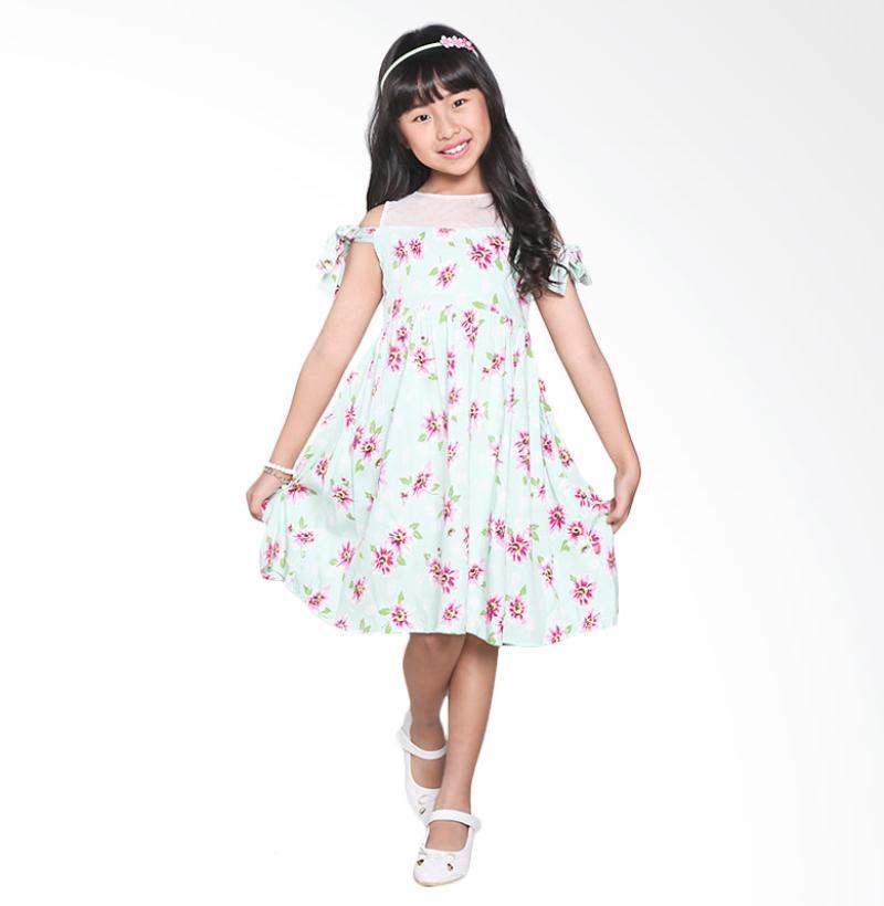 Pretty Girl 2TEELA00 Dress Anak