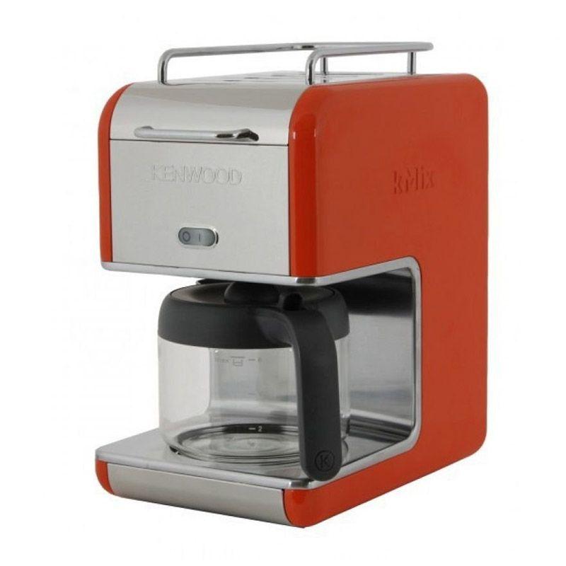 Kenwood CM027 Orange Coffee Maker