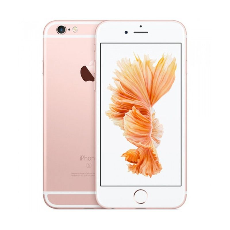Apple iPhone 6S 128 GB Rose Gold Smartphone