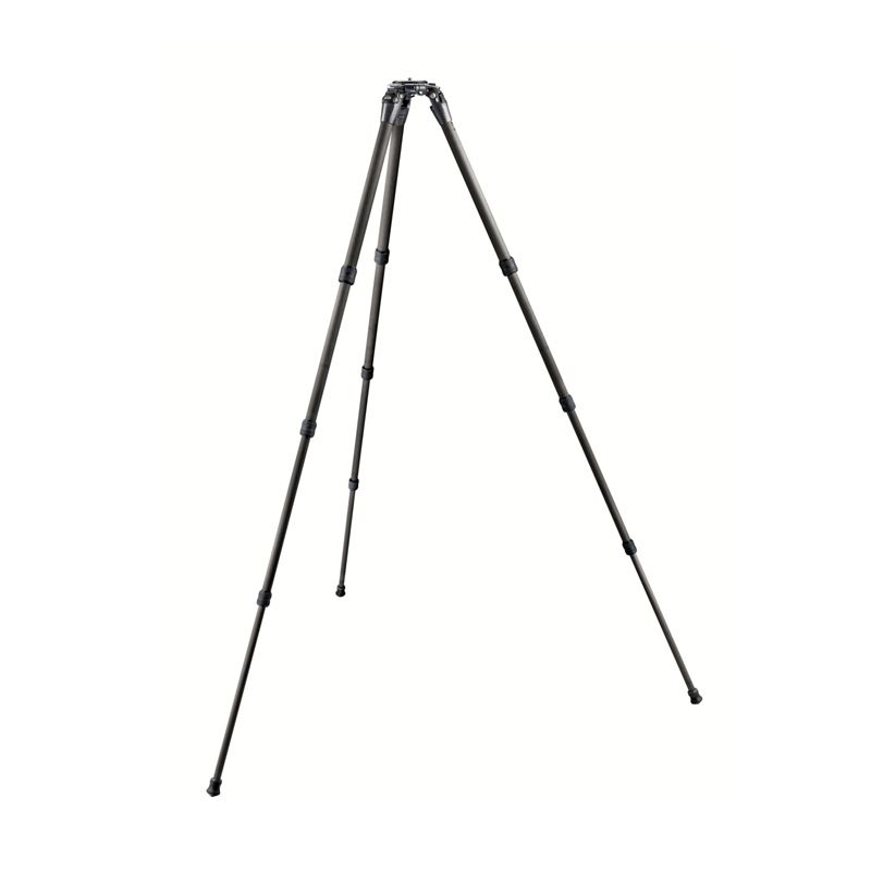 GITZO SYSTEMATIC Series 2 carbon tripod, long 4-section, eye level; GT2542LS