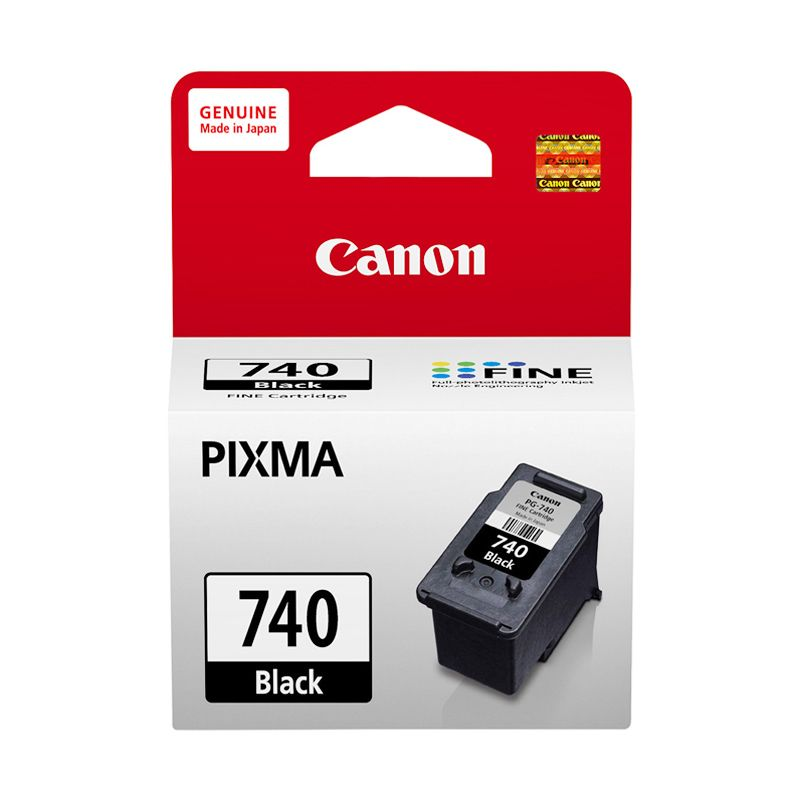 Canon CL 740 Black Tinta Printer